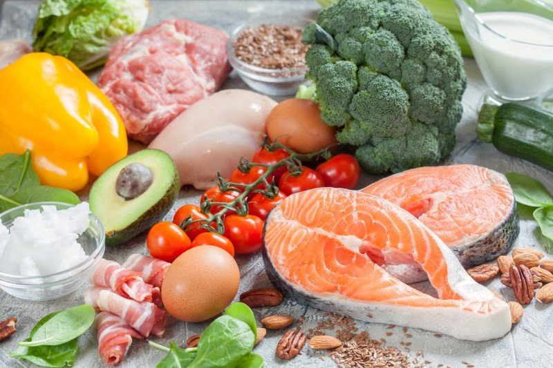 alimentos dieta low carb